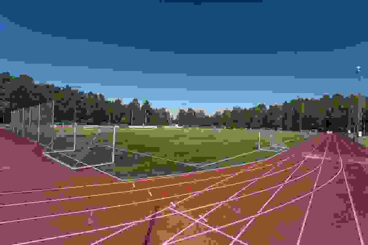 Nærområde; Nesskogen idrettspark