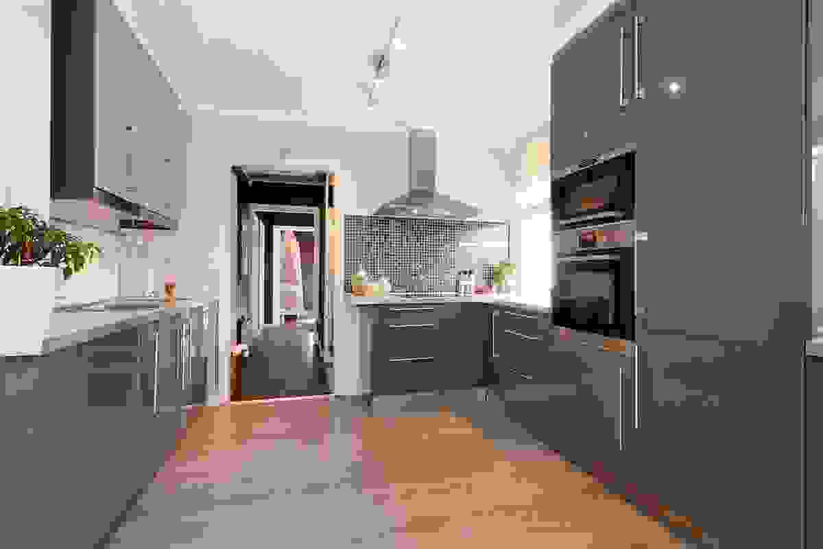 Romslig deilig kjøkken