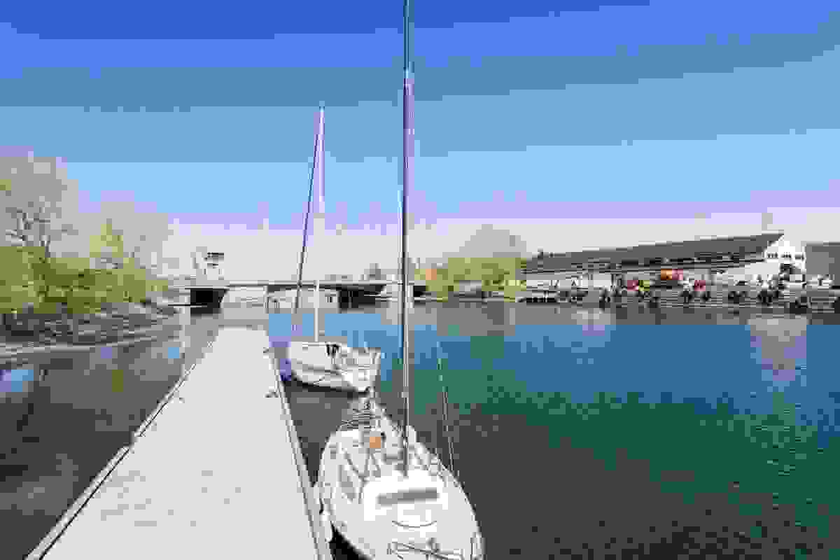 Nærområde; Kanalen