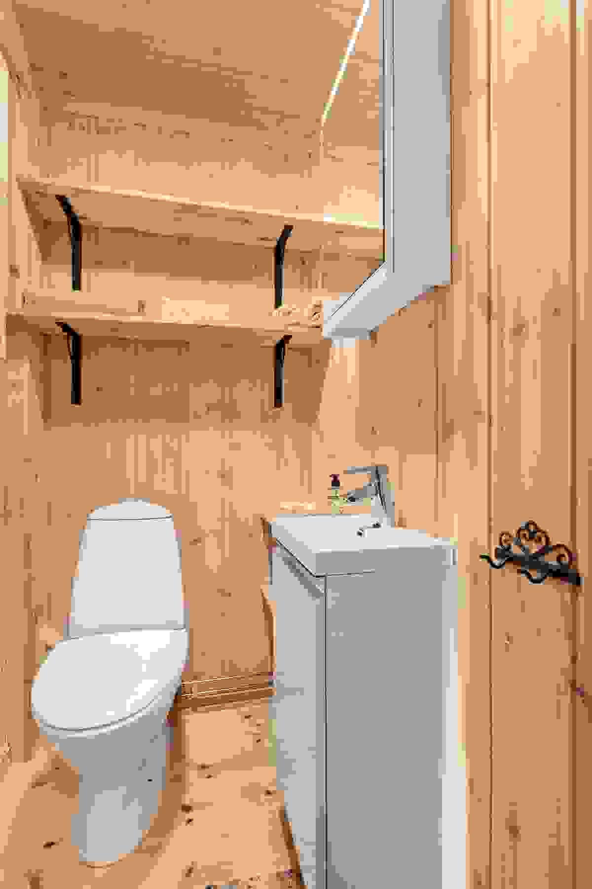 Ekstra toalett