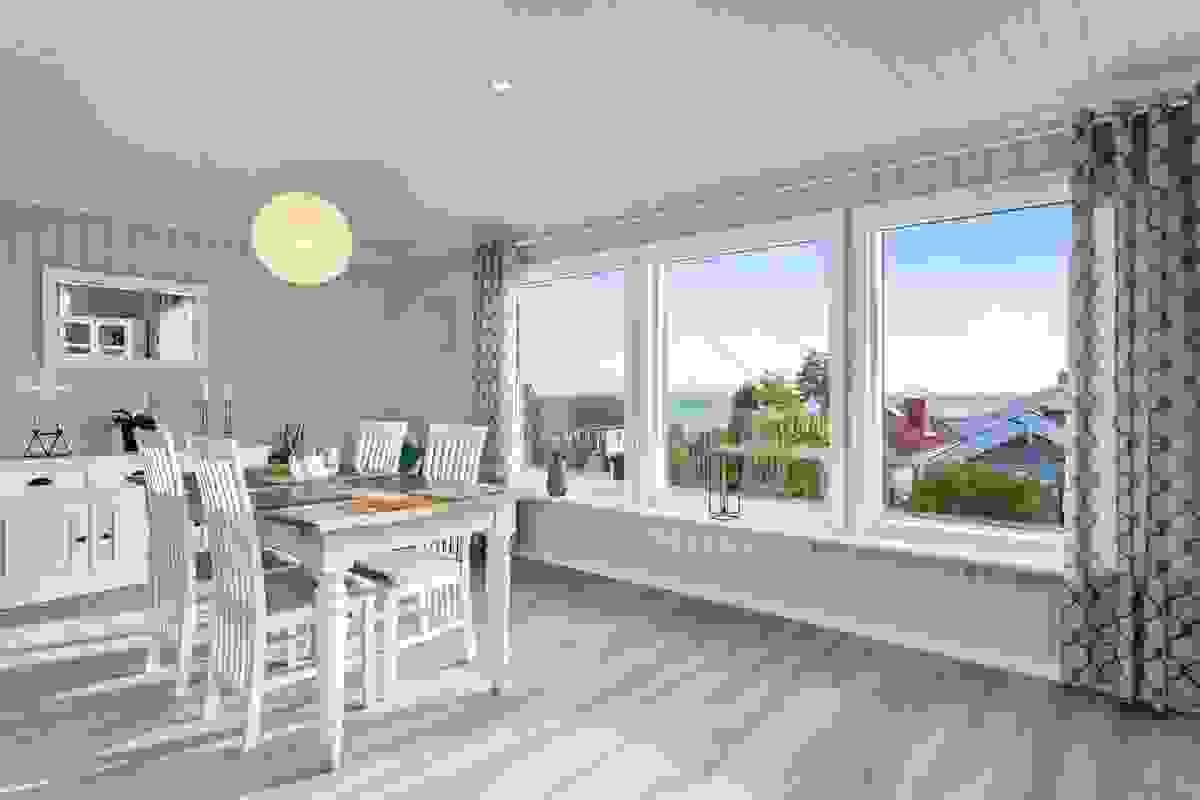 Velkommen til Ringshaug og denne flotte leiligheten