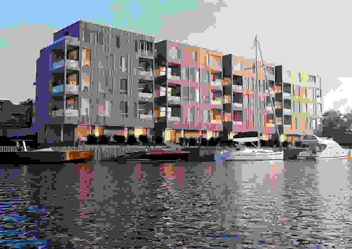 Velkommen til Kanalen Brygge