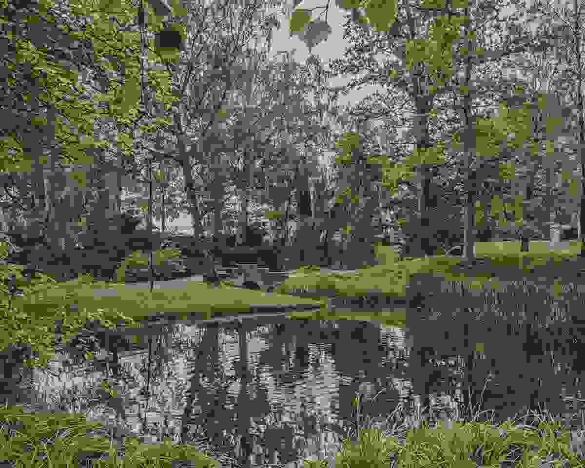 Nærområde; Rosahaugparken