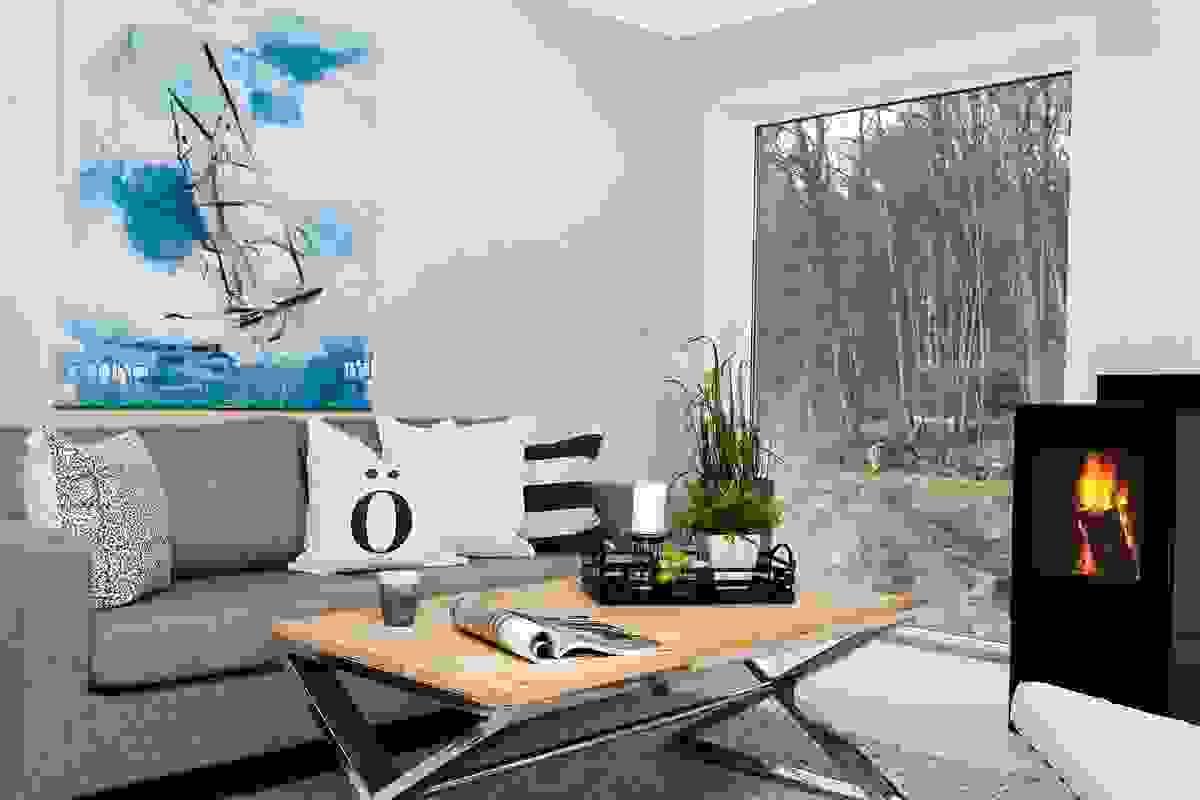 Illustrasjonsfoto fra Brattåsveien 75b
