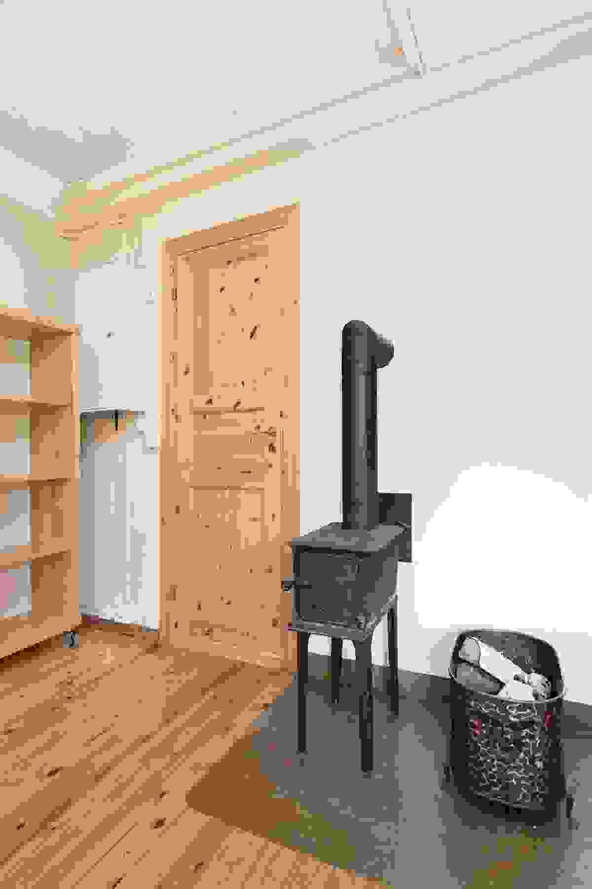 Vedovn i stuen