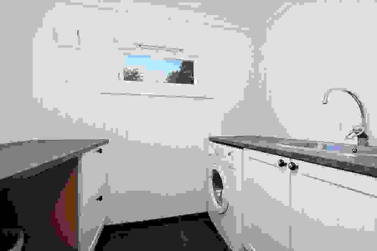 Vaskerom i kjeller