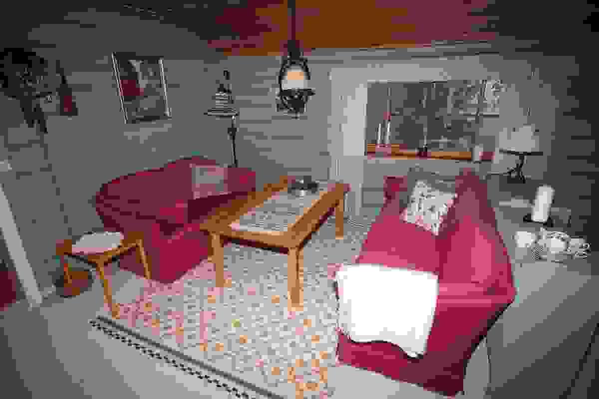 Salong i stue