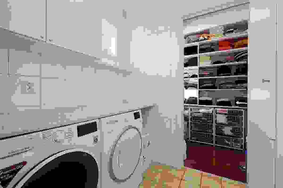 Vaskerom i 1. etasje