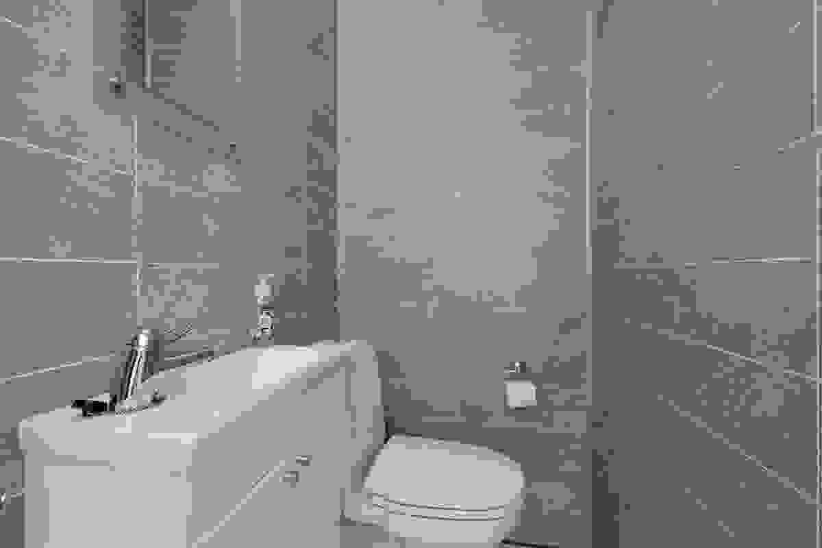 Separat WC i 2. etasje