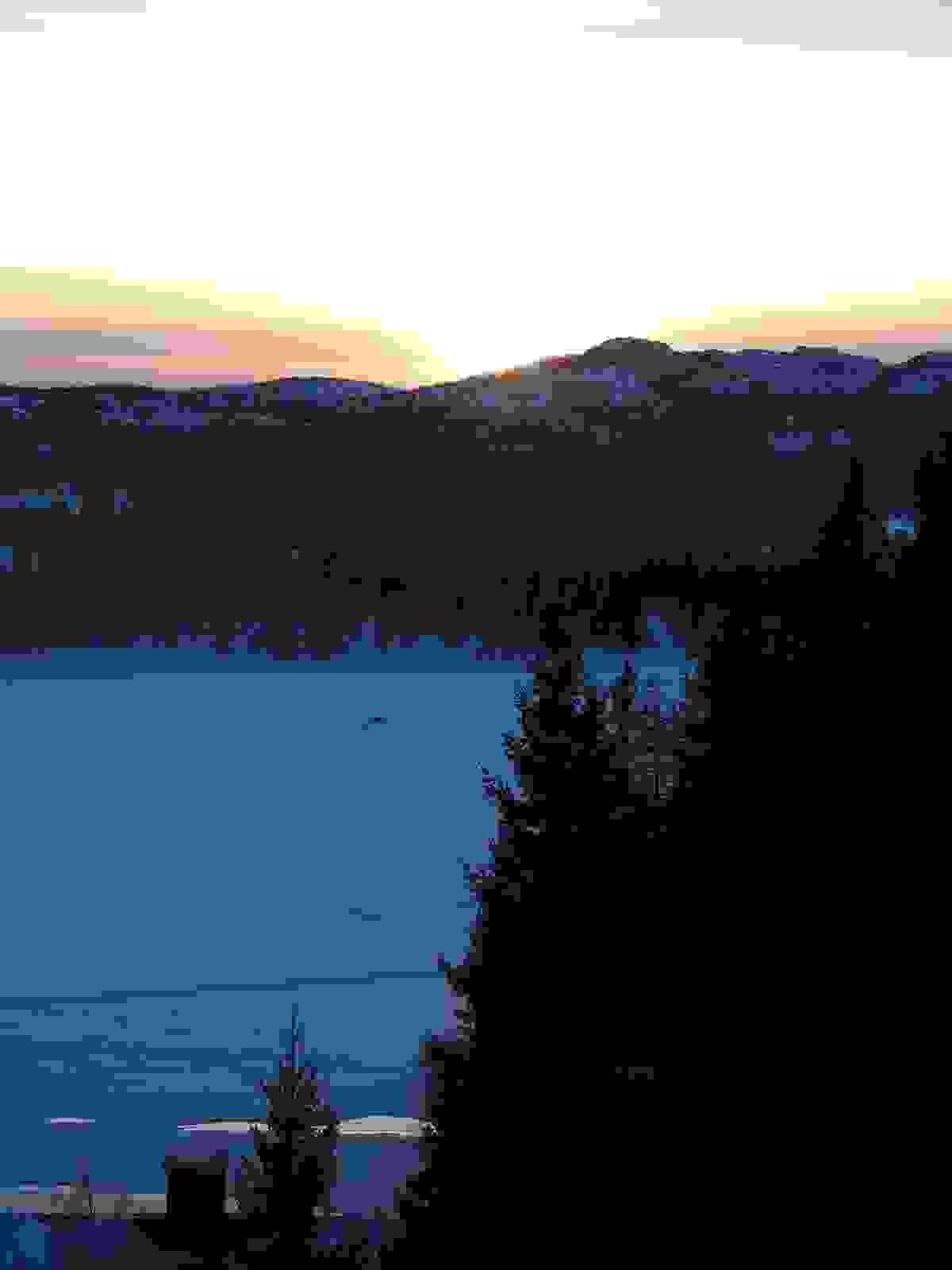 Områdebilde - Blå is og Styggemann