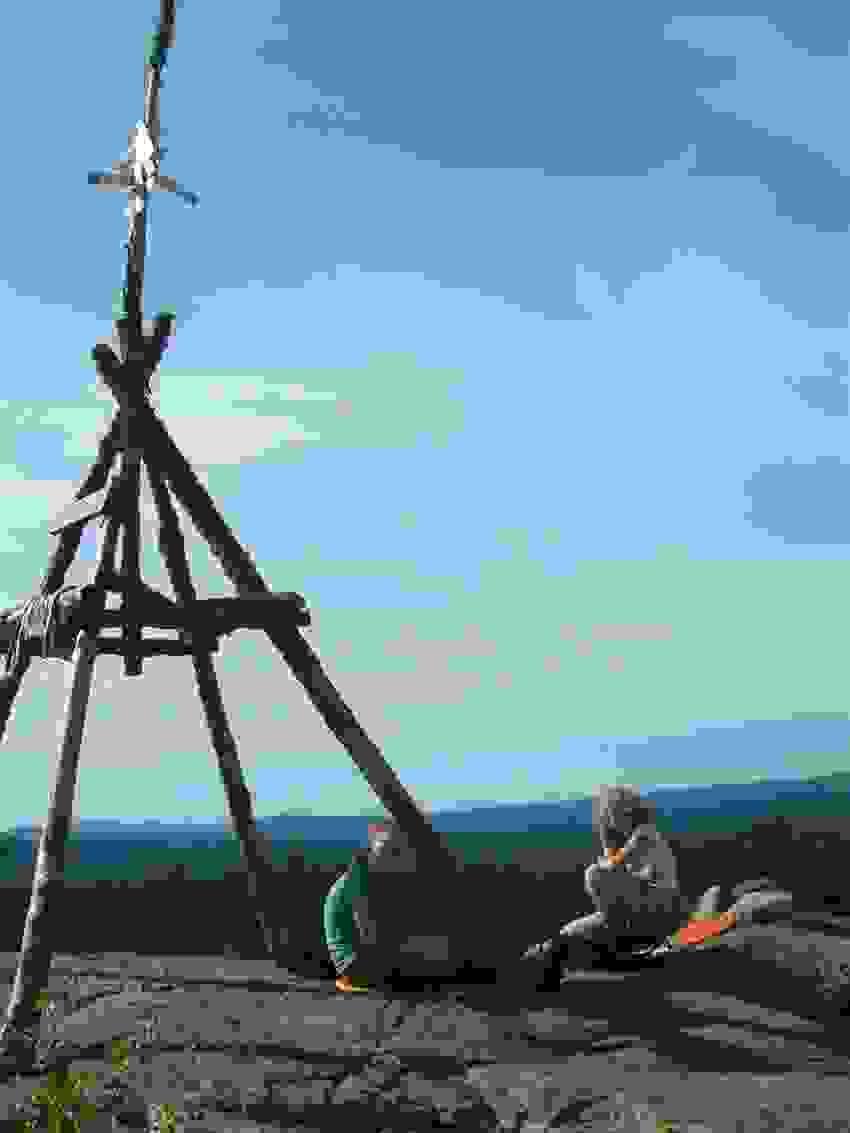 Områdebilde - Fantefjell okt 2006