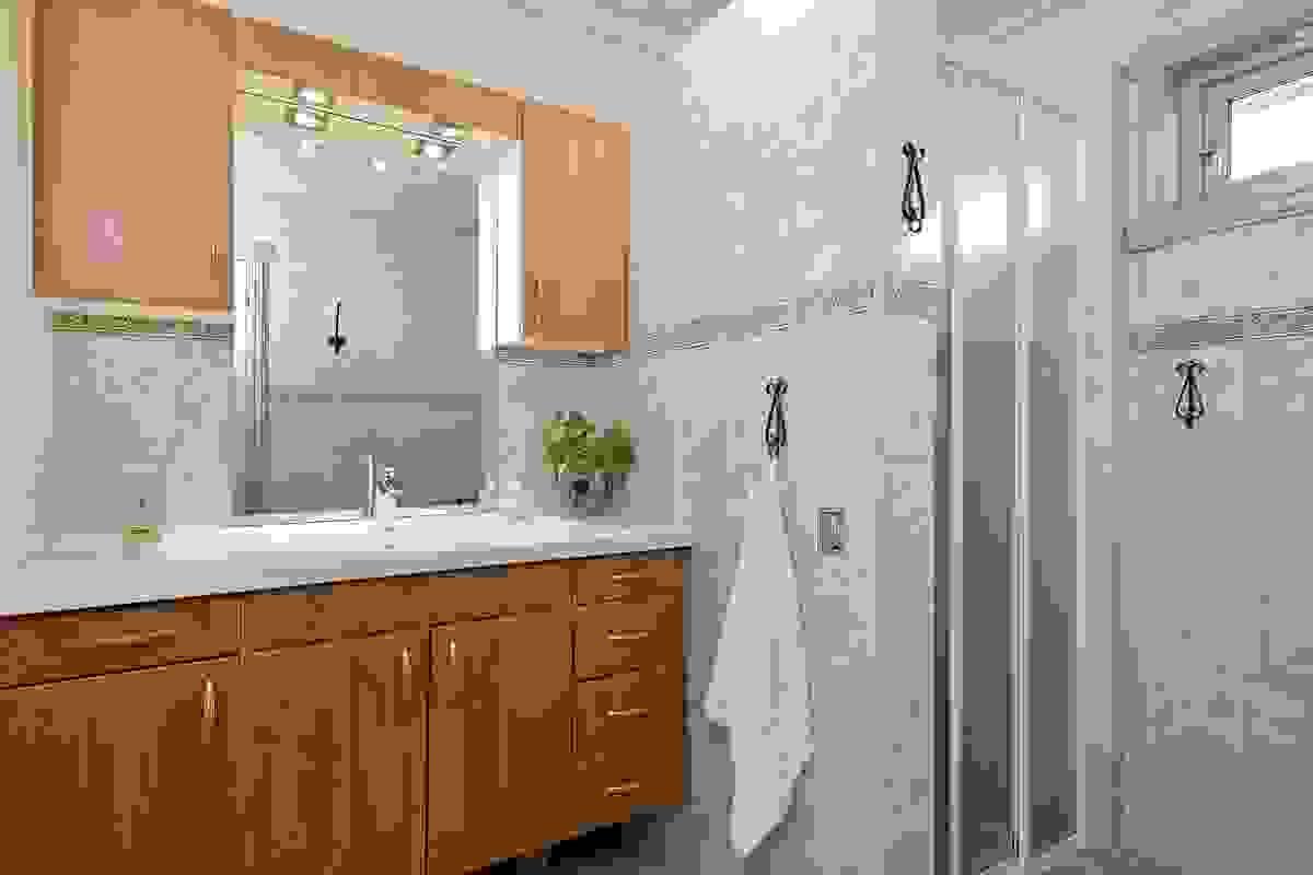 Lukket dusjnisje