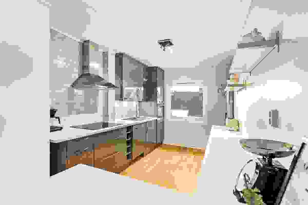 Det lekre kjøkkenet fra 2012