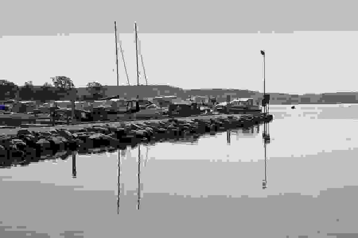 Nærområde; Friarealer og småbåthavn i Melsomvik
