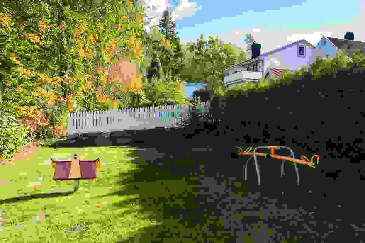 Nærområde; Lekeplass i Hellalia