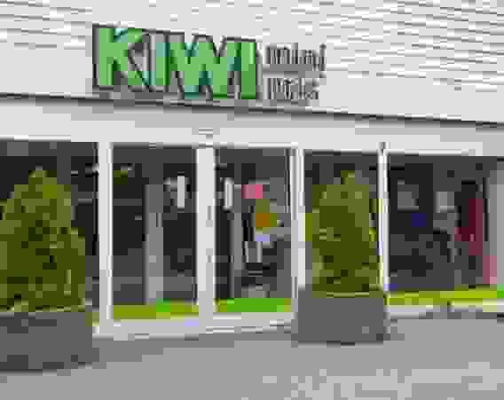 Nærområde; Kiwi dagligvareforretning i Vestskogen