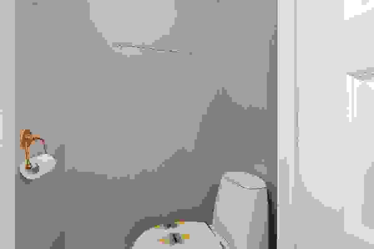Separat toalettrom