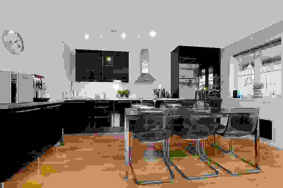 Lekkert kjøkken fra 2012