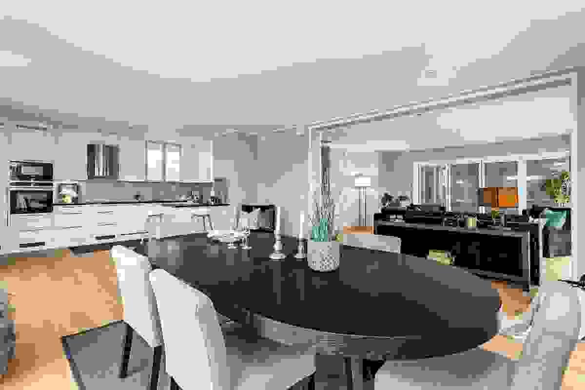 Leiligheten er nylig ferdigstillet og du kan bli den første som flytter inn i denne delikate og lyse leiligheten