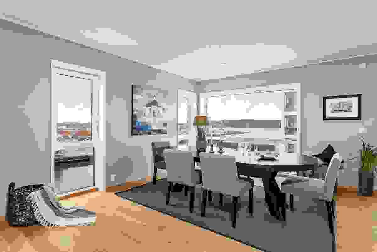Velkommen til en leilighet som vil tror vil begeistre selv den mest kresne boligkjøper