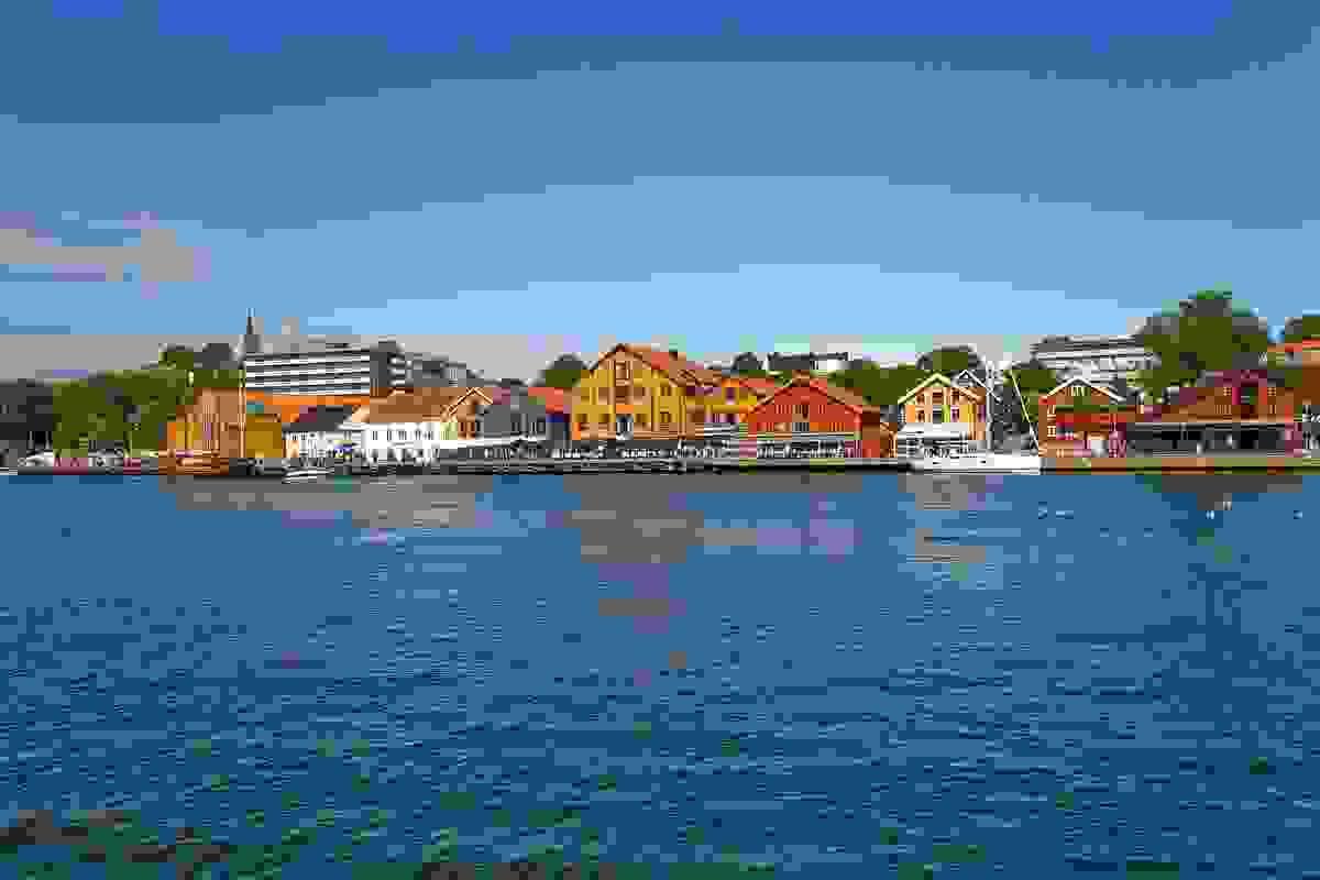 Tønsberg - Bryggeområde