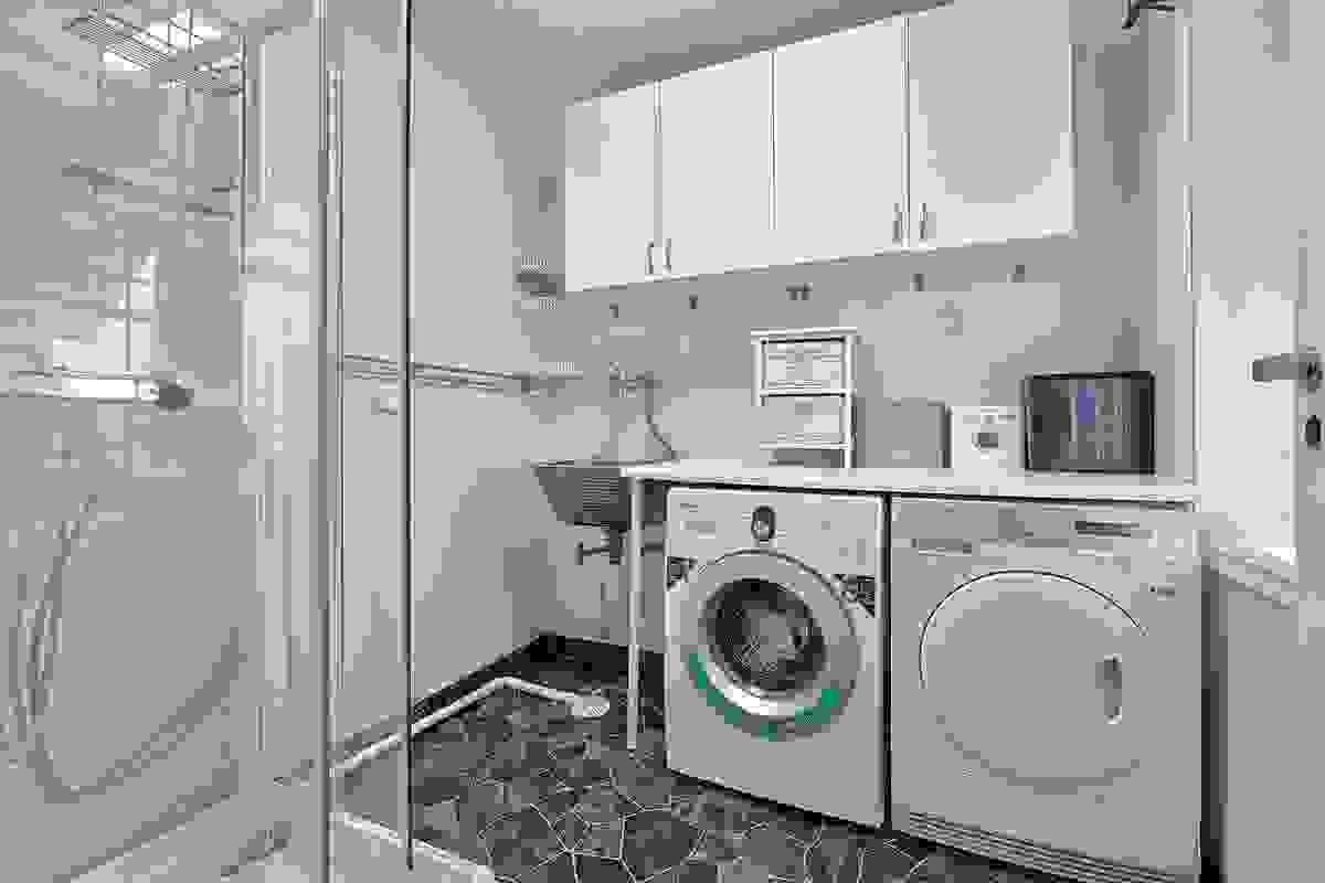 Vaskerom 1. etasje