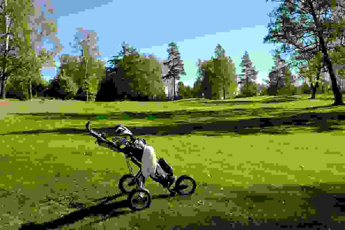 Områdebilde, 18-hulls golfbane på Vestfold Golfklubb