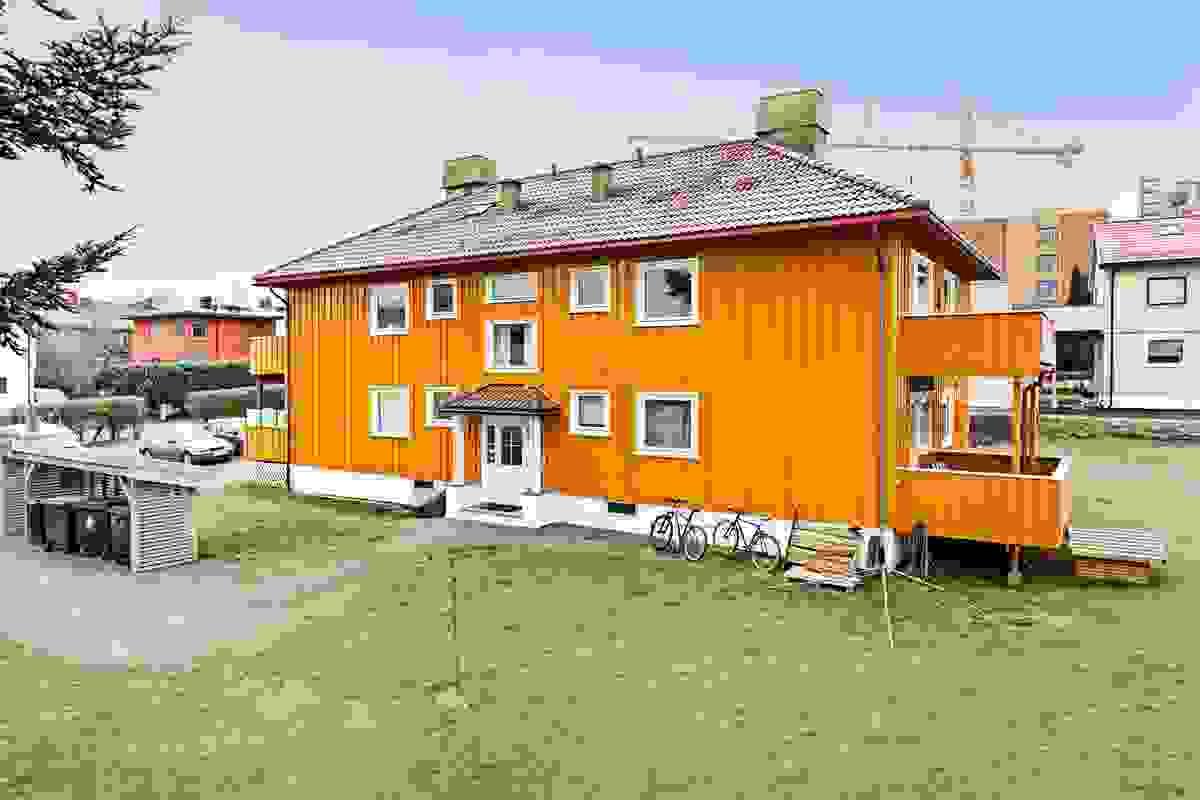 Z-eiendom har gleden av å presentere denne snertene og arealeffektive leiligheten på sentrale og attraktive Heimdal