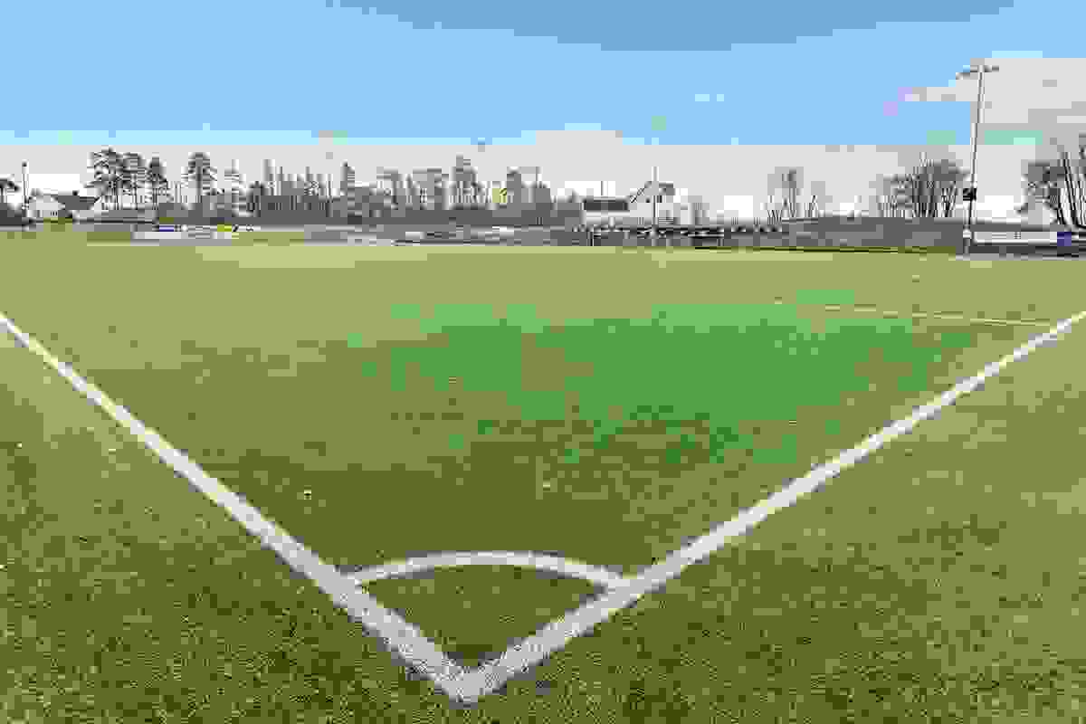 Nærområde; Idrettsanlegget til Flint
