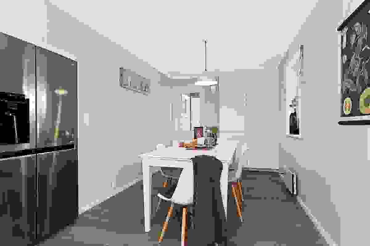 Spiseplass kjøkken