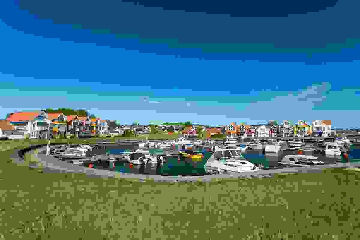 Nærområde; Mulighet for kjøp av båtplass i Strandparken