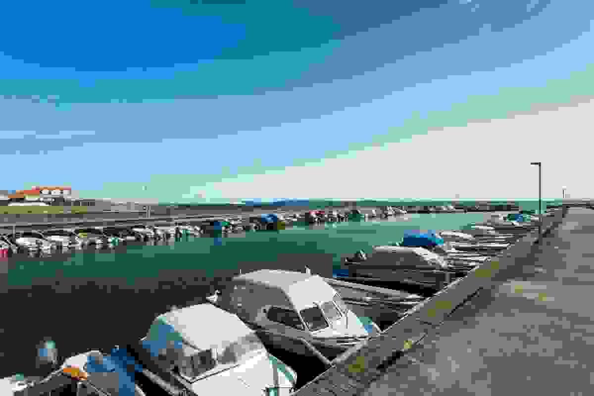 Nærområde; Massevis av småbåthavner