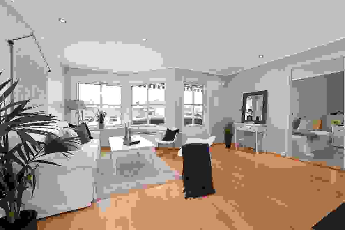 Smakfull deilig stue