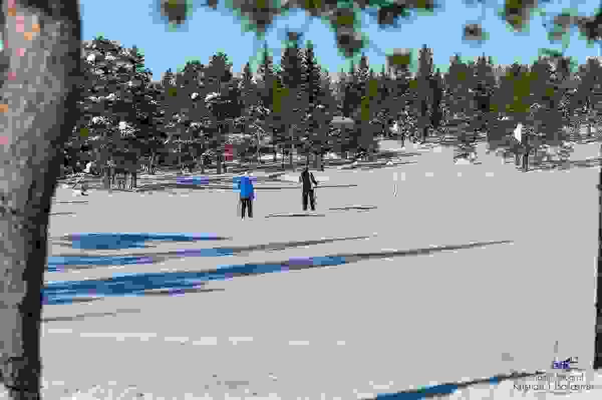 Områdebilde Skrim - Skitur