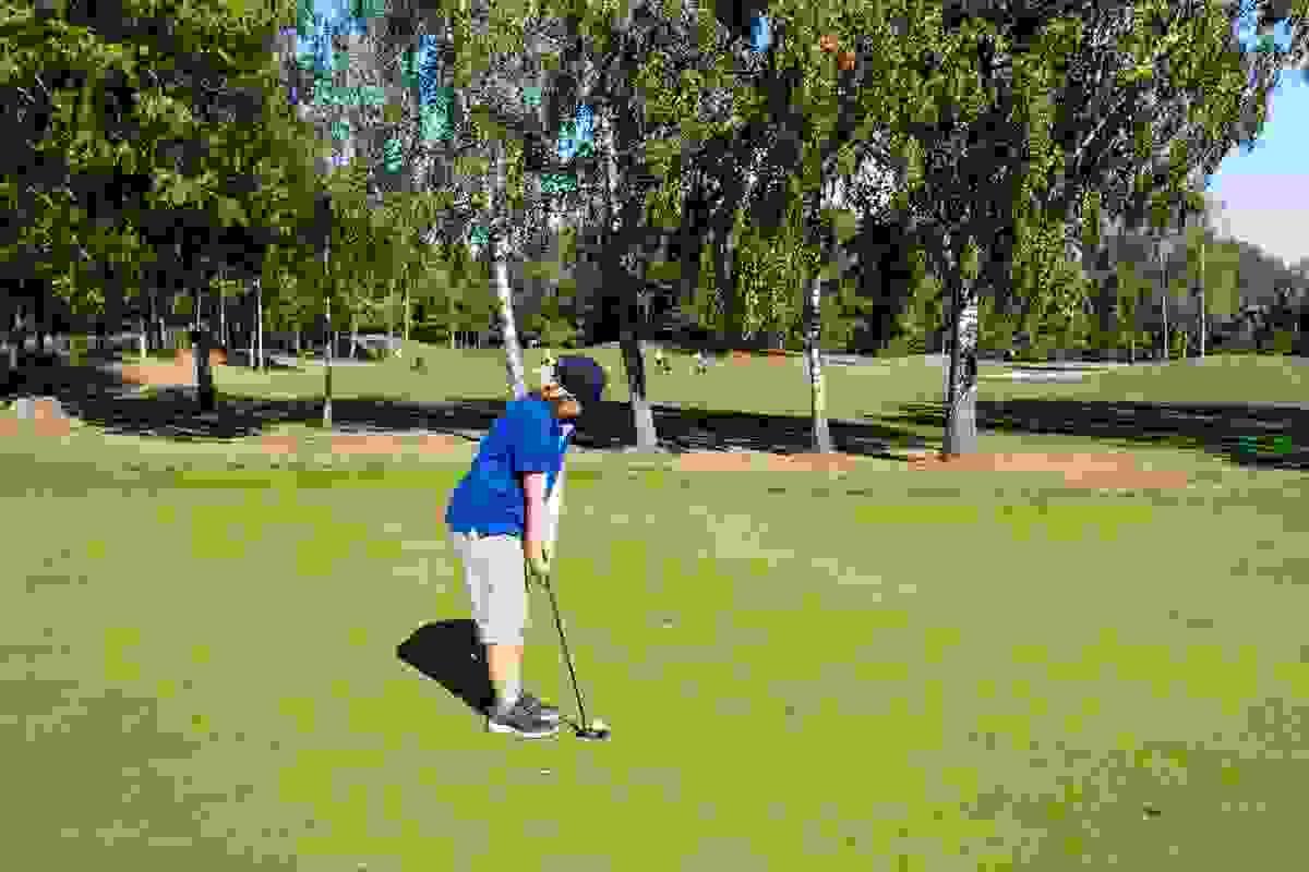 Nærområde; For den golfinteresserte er det ca. 5 min med bil 18-hulls bane ved Borre golfbane
