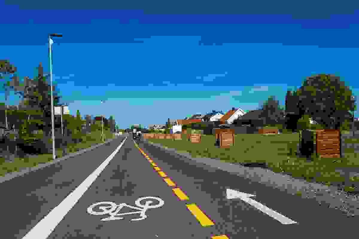 """Nærområde; Horten er også """"sykkelbyen i Vestfold"""", og her anbefales blant annet en historisk rute forbi Gildehallen og Borrehaugene (Lystlunden - Borre) langs den gamle Jernbanetraseen"""