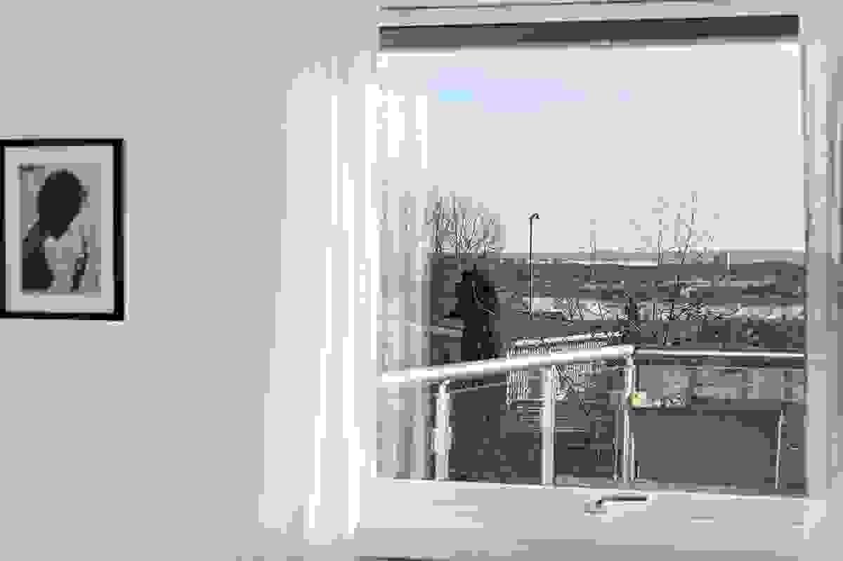 Utsikt fra stuen
