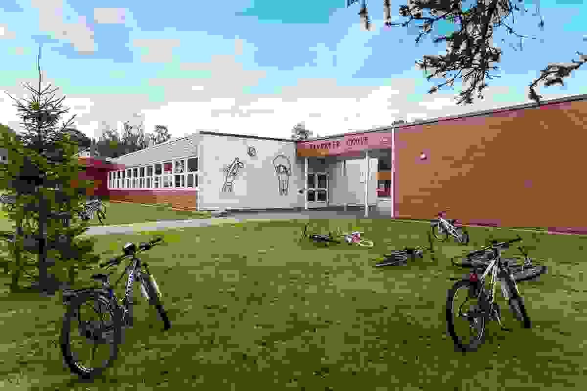 Områdebilde - Barkåker skole