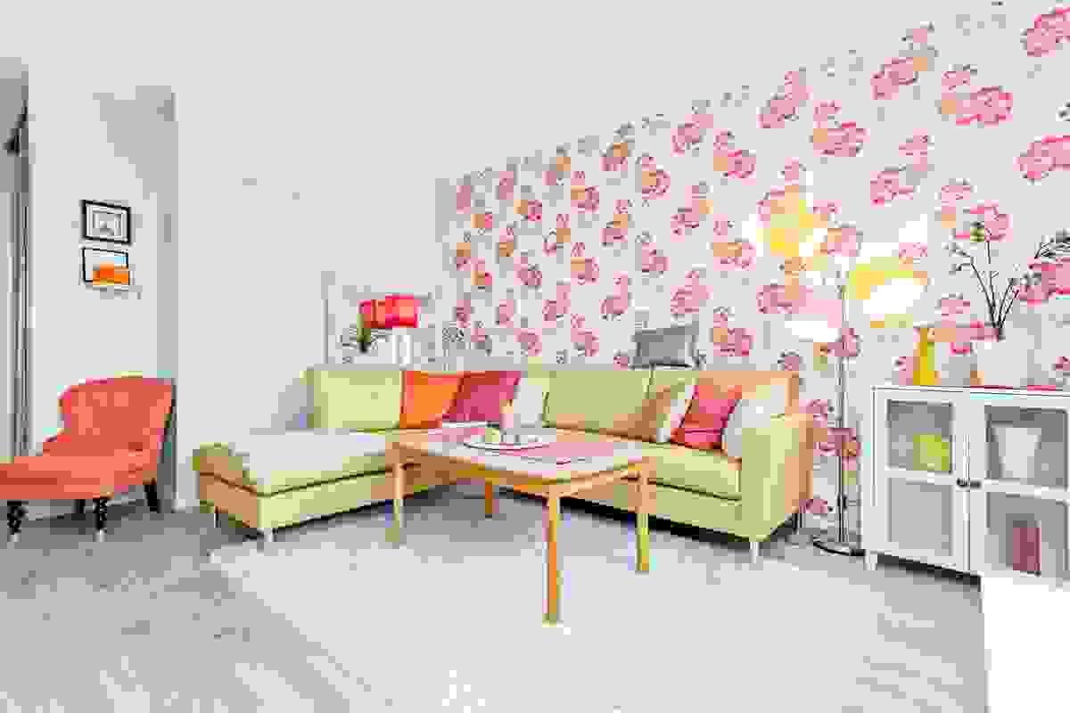 God plass til sofakrok