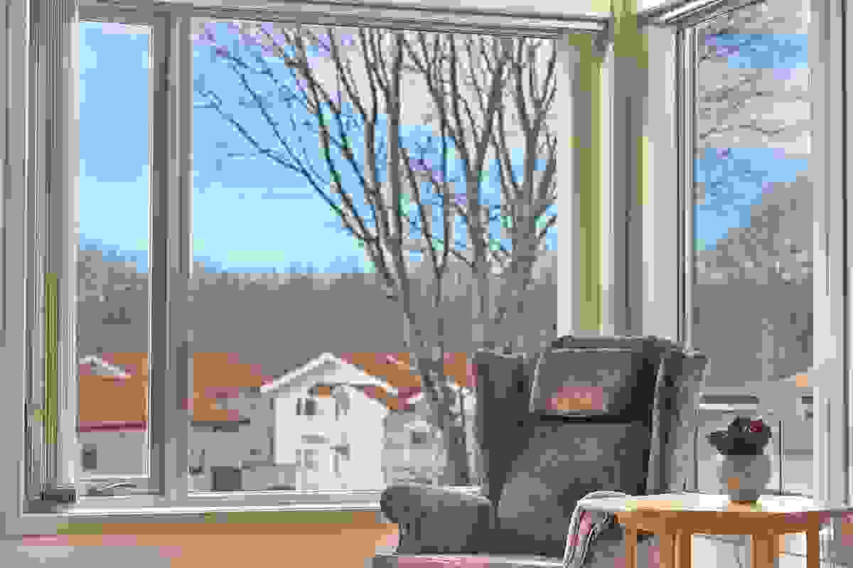 Kosekrok i stue