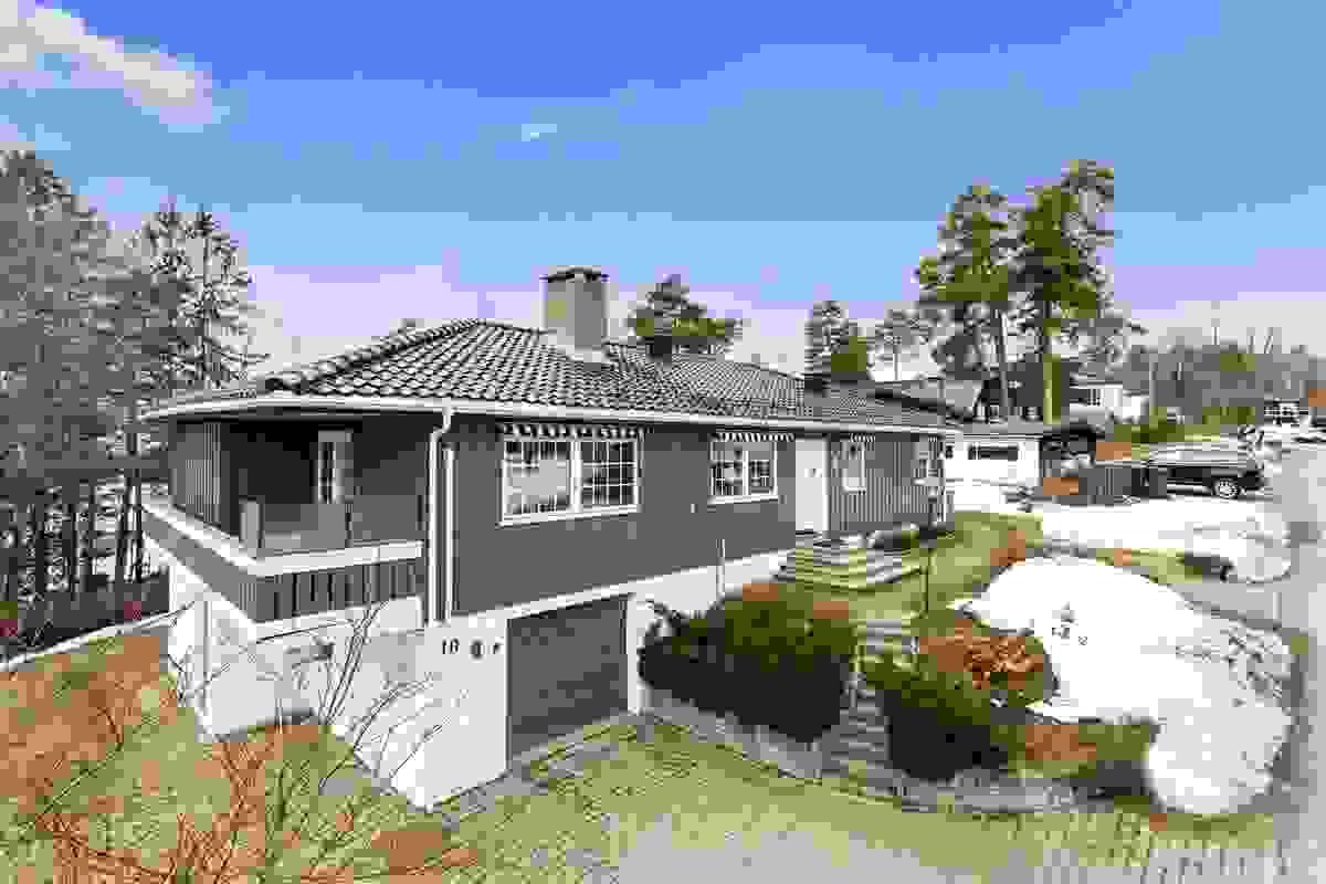 Velkommen til denne flott beliggende boligen i Linnestadfeltet