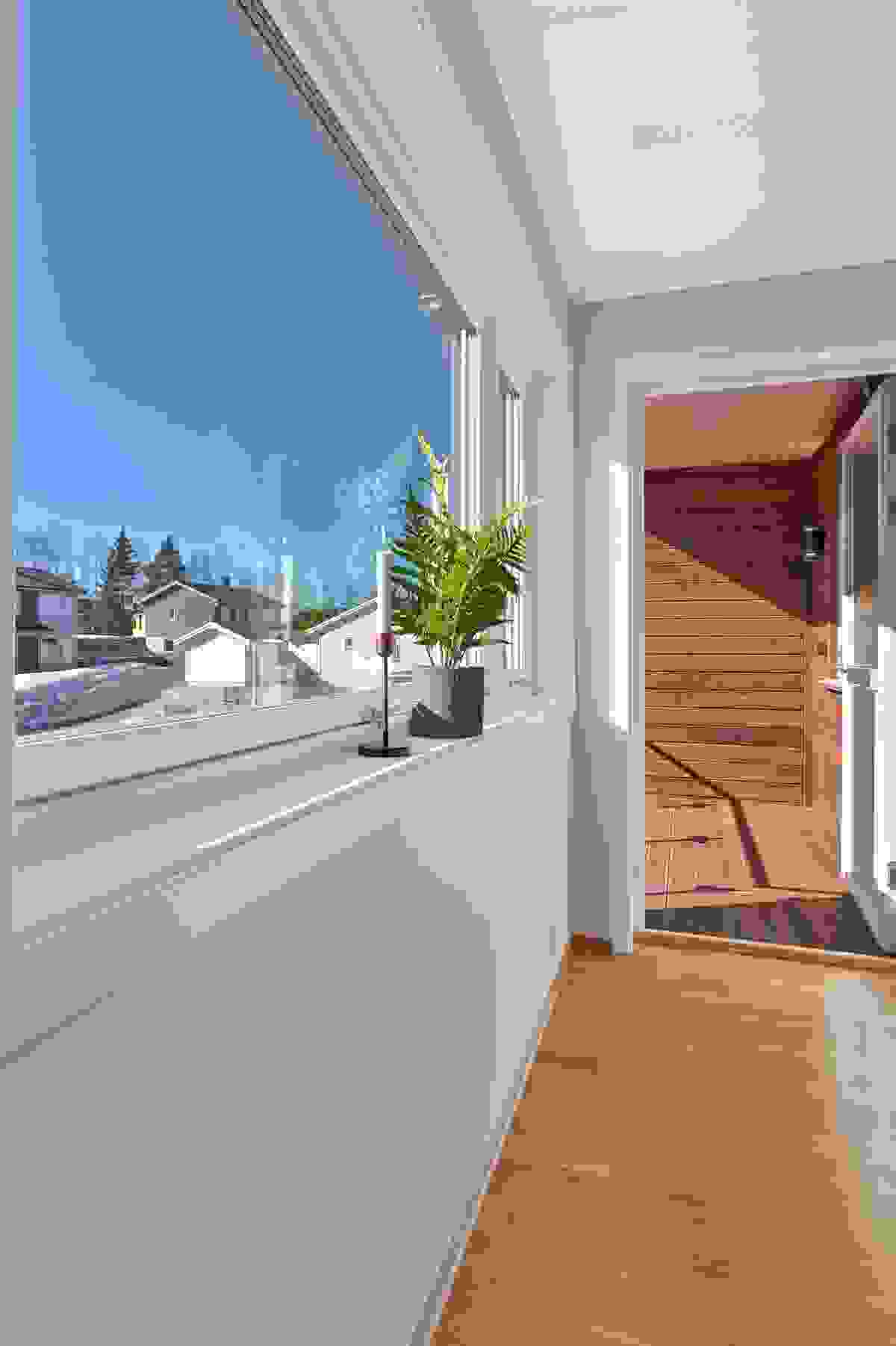 Sigurd Jarls vei 39B - Soverom 2. etasje med adkomst til balkong