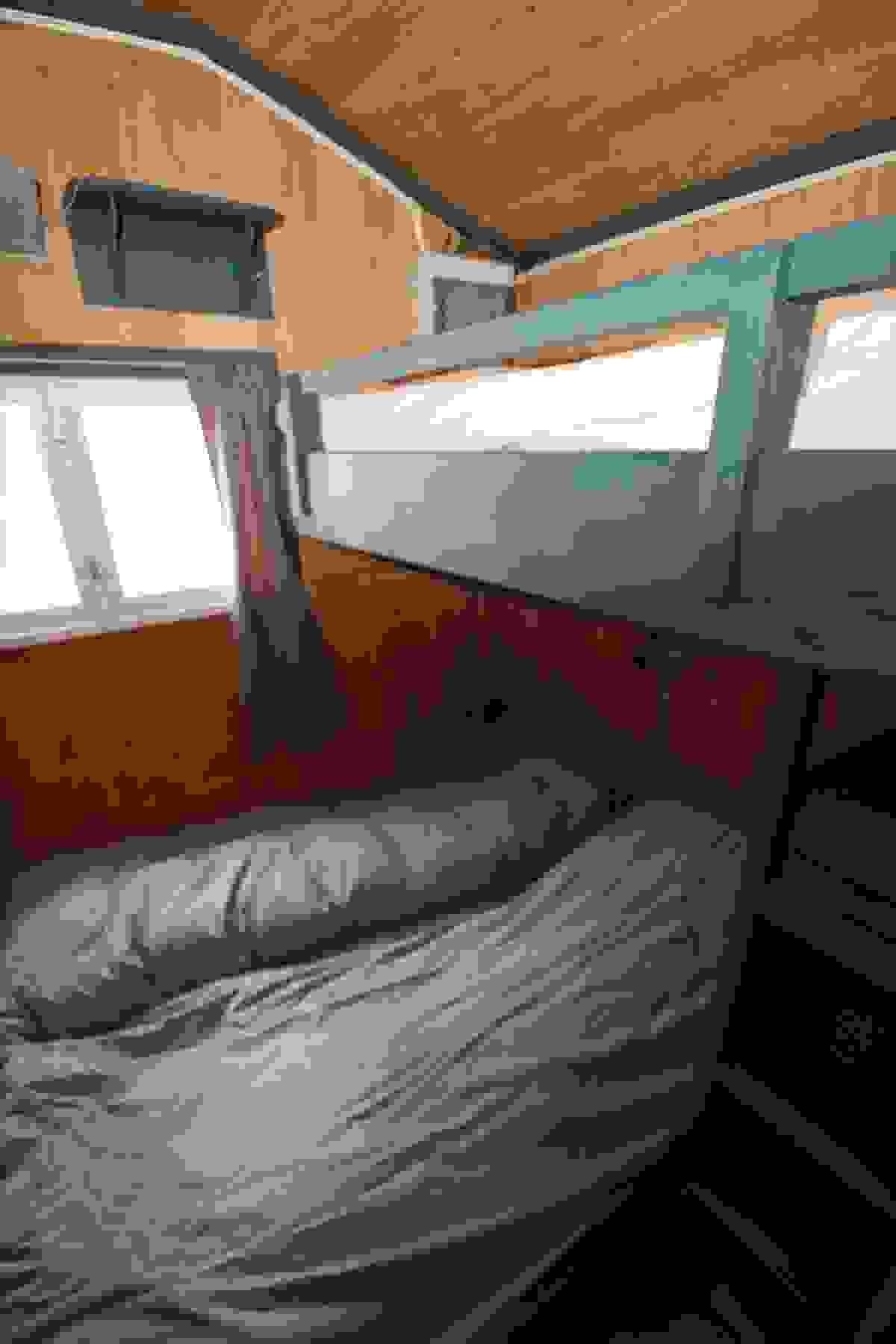 Soverom med 3 sengeplasser