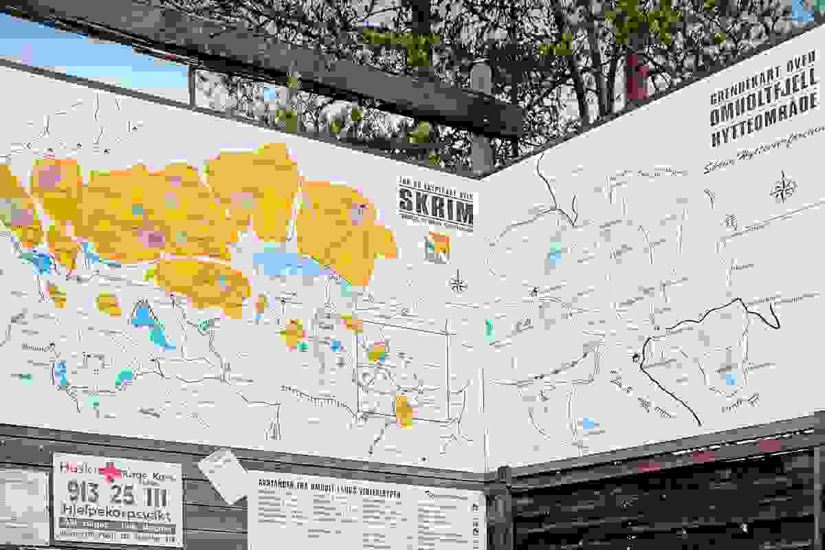 Områdebilde - Kartanvisning