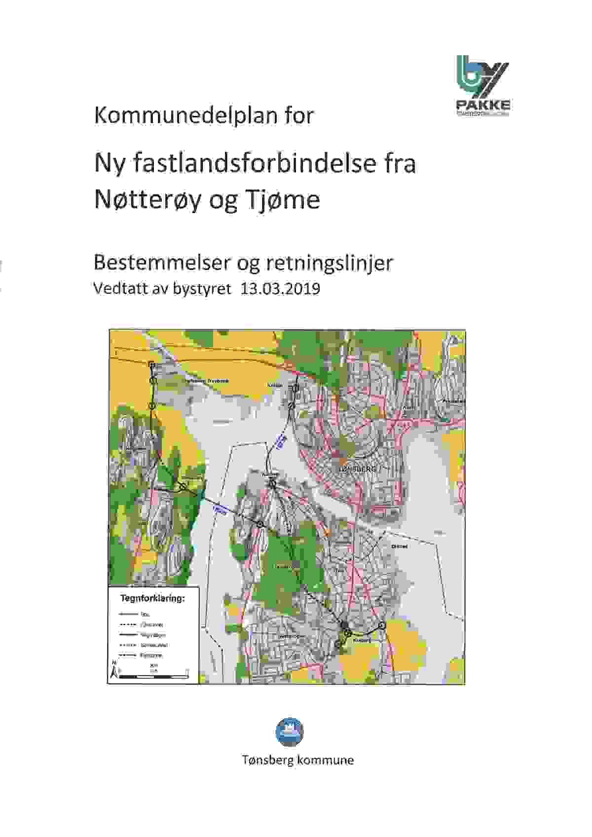 Ny fastlandsforbindelse vedtatt 13.03.2019 - konferer megler vedrørende ny fastlandsforbindelse som vil medføre at Hogsnesbakken ikke lenger vil være hovedfartsåre