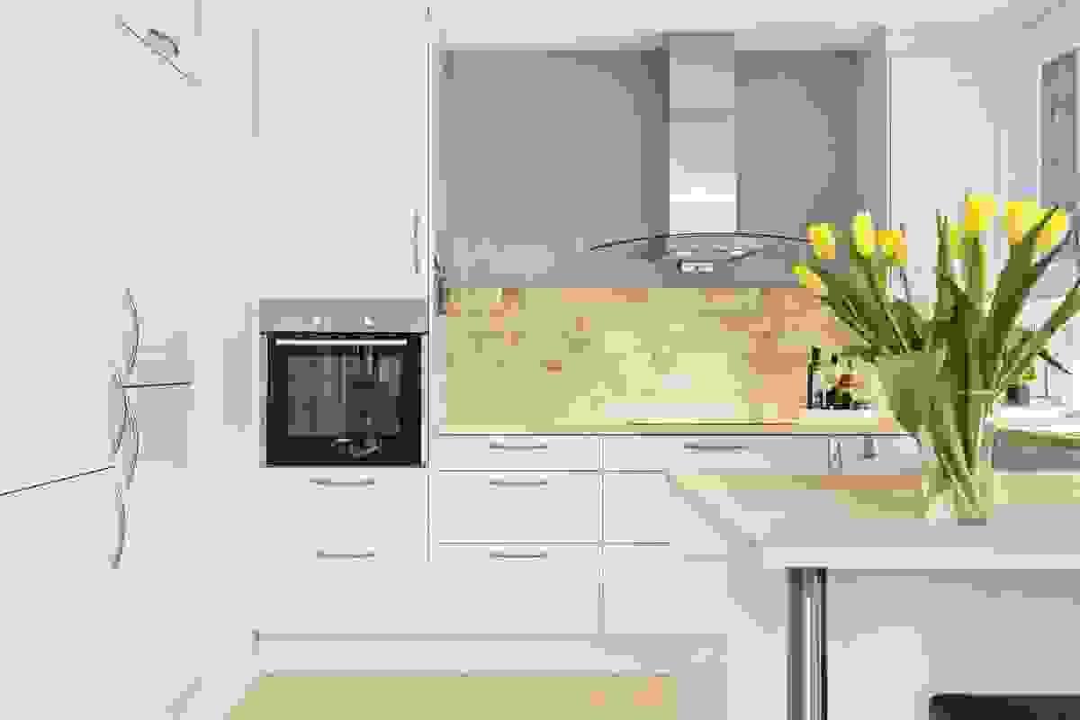 Kjøkkenet er et nydelig rom som innbyr til kos med matlagingen