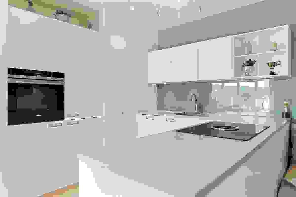 Velutstyrt kjøkken