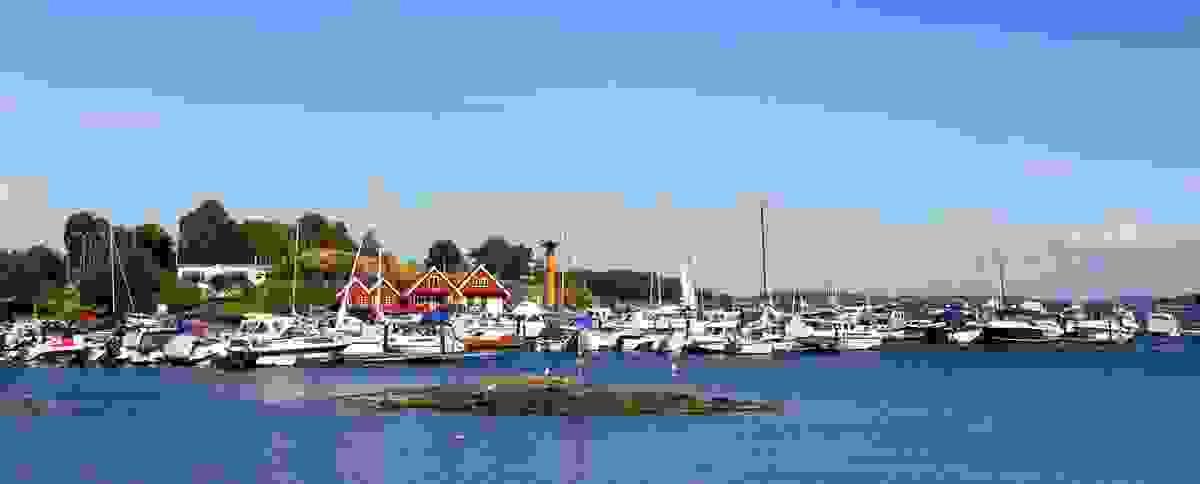 Områdebilde - Knarberg småbåthavn