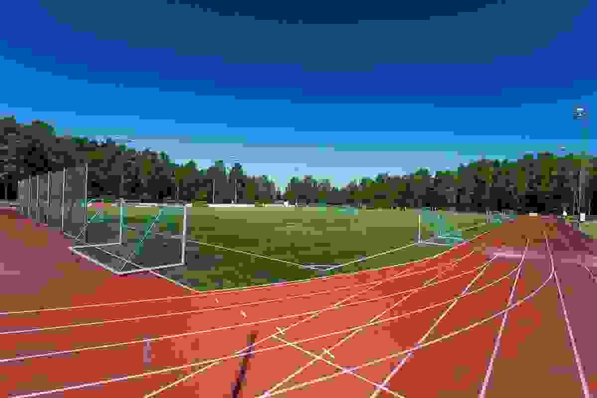 Områdebilde - NIF idrettsanlegg