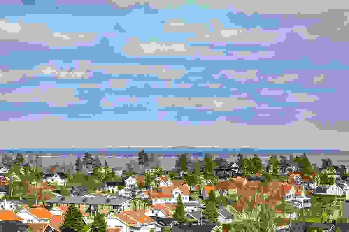 Utsikt til fjorden